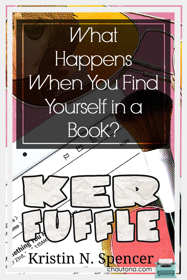 What Happens When You Find Yourself in a Book?