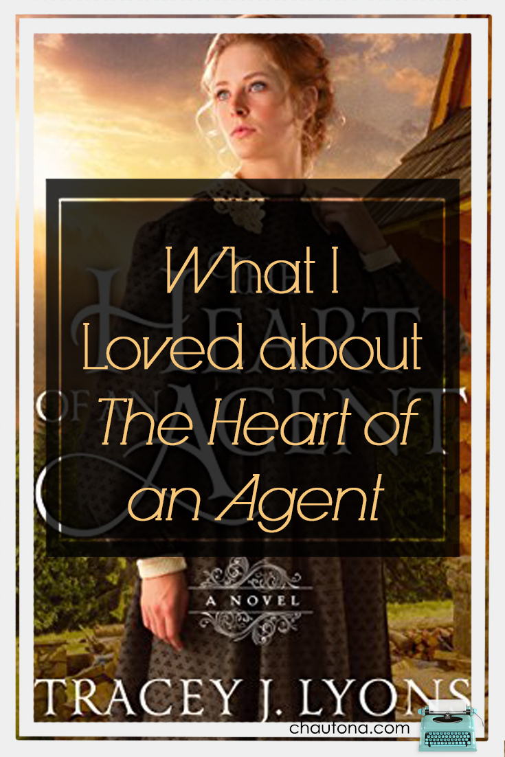 What I Liked about The Heart of an Agent