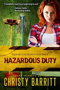Christy Barritt- Squeaky Clean