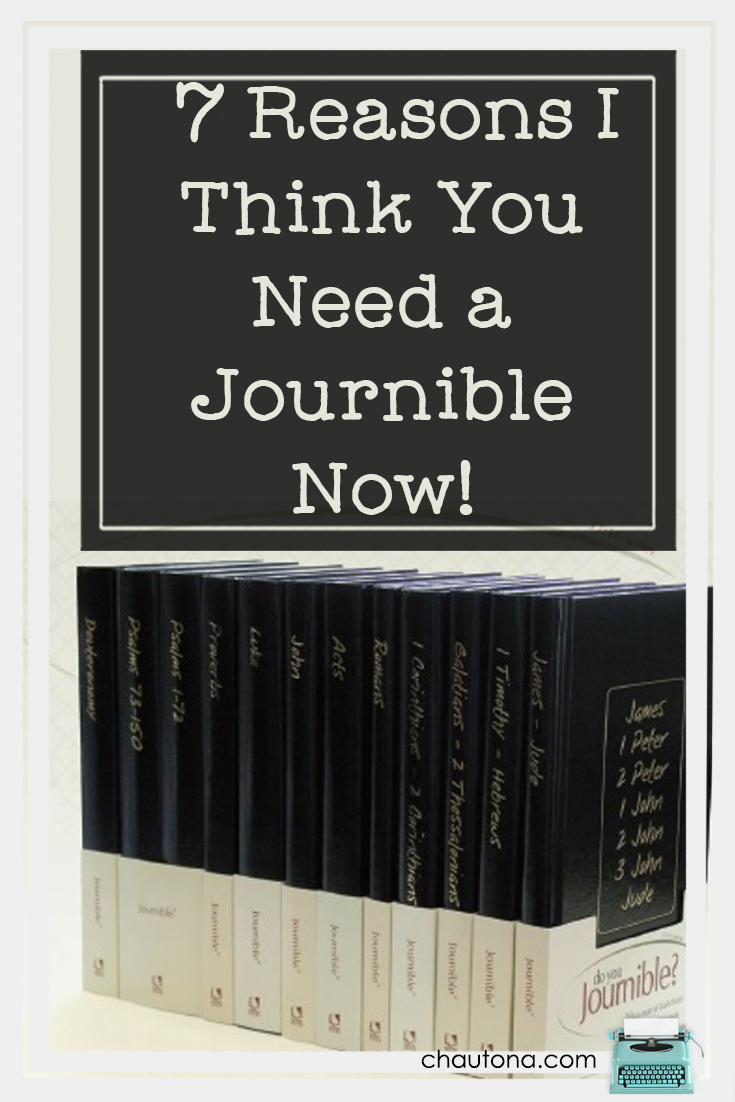 7 Reasons I Think You Need a Journible Now!