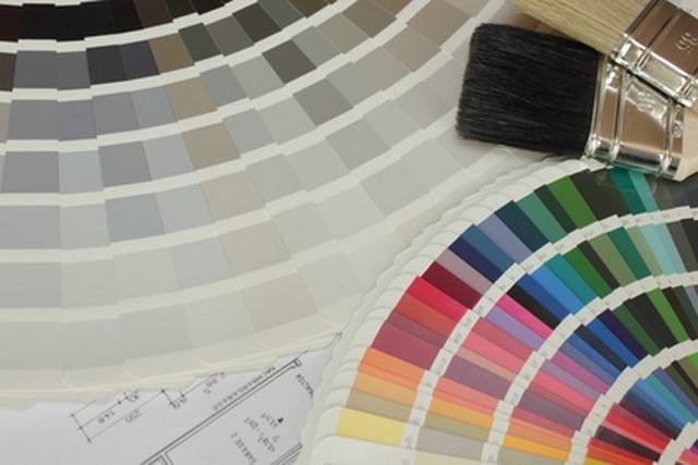 Choix des couleurs chaux room