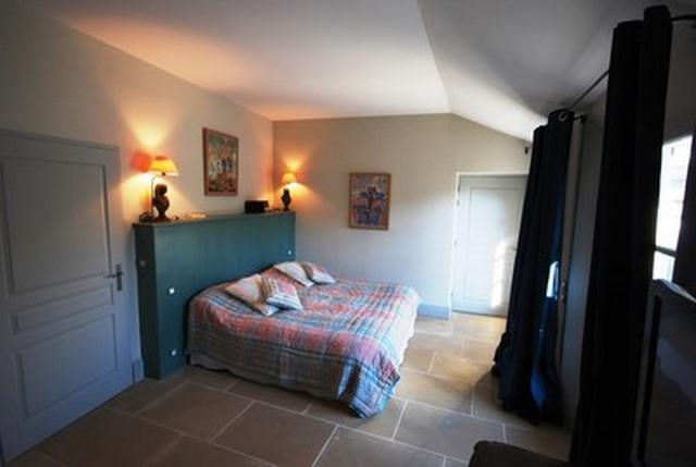 Tête de lit décorée à la chaux par Chaux Room