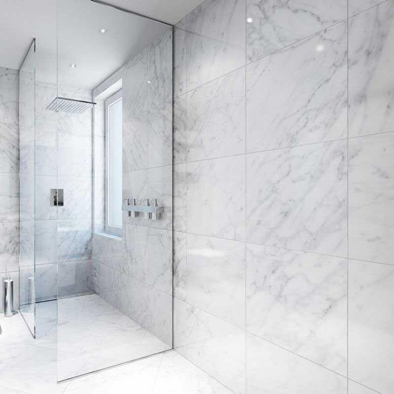 carrelage-marbre-blanc