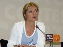 Nieves Ibeas Vuelta, Presidenta Nazional de Chunta Aragonesista (CHA)