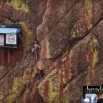 A loja mais remota do mundo a 300 pés de altura