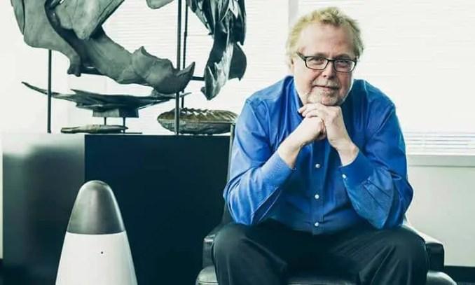 Ex-chefe de tecnologia da Microsoft, Nathan Myhrvold