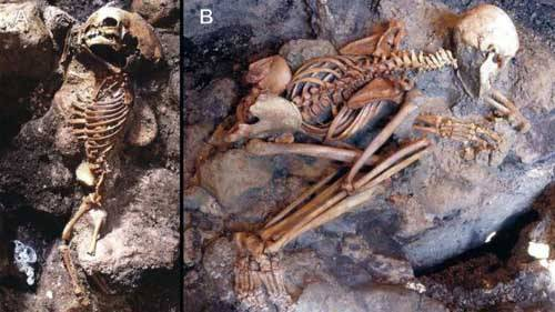 A pesquisa revelou como os habitantes da cidade de Herculano morreram