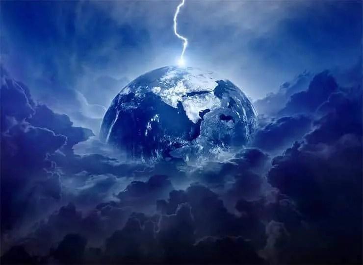 """Cientistas alertam para o impacto iminente de um """"furacão de matéria escura"""" na Terra"""