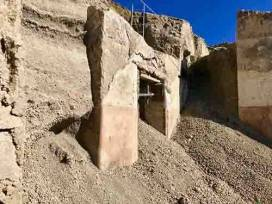 Exterior da casa - foto Parco Archeologico di Pompei