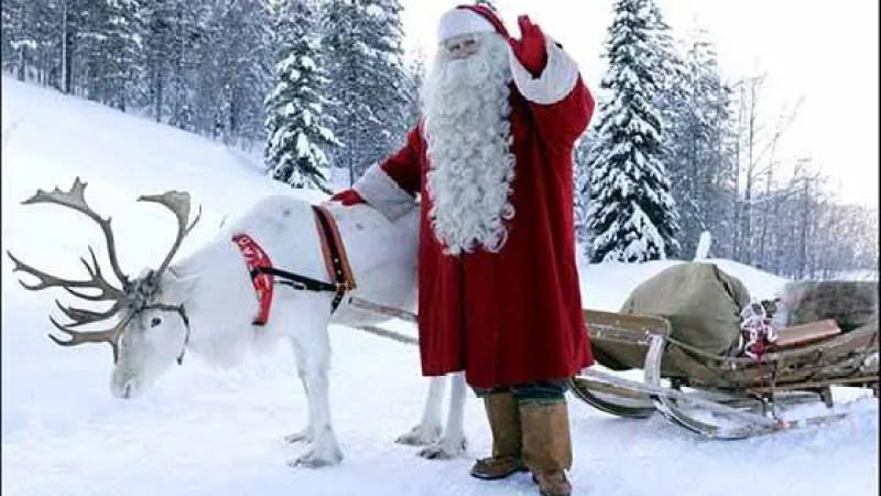 A imagem arquetípica de Papai Noel