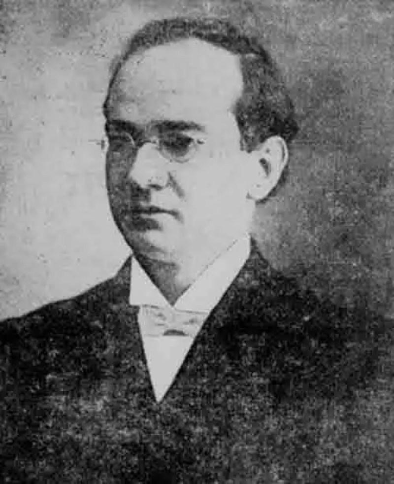Duncan MacDougall em 1911