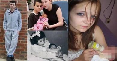 Os pais mais jovens do mundo 9 casos chocantes
