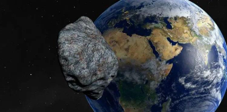 Asteróide monstruoso Terra - NASA adverte que um asteroide monstruoso está se aproximando e poderia atingir a Terra