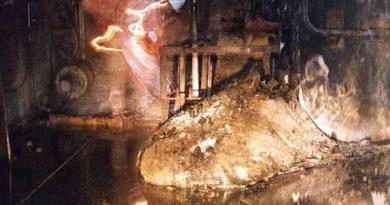 Esta imagem do porão de Chernobyl é realmente aterrorizante