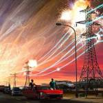 Uma poderosa tempestade solar se aproxima que poderia nos fazer retornar à Idade da Pedra