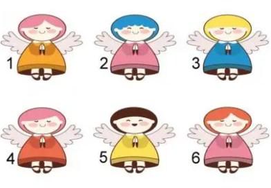 Escolha um anjo e veja a mensagem oculta que ele tem para você