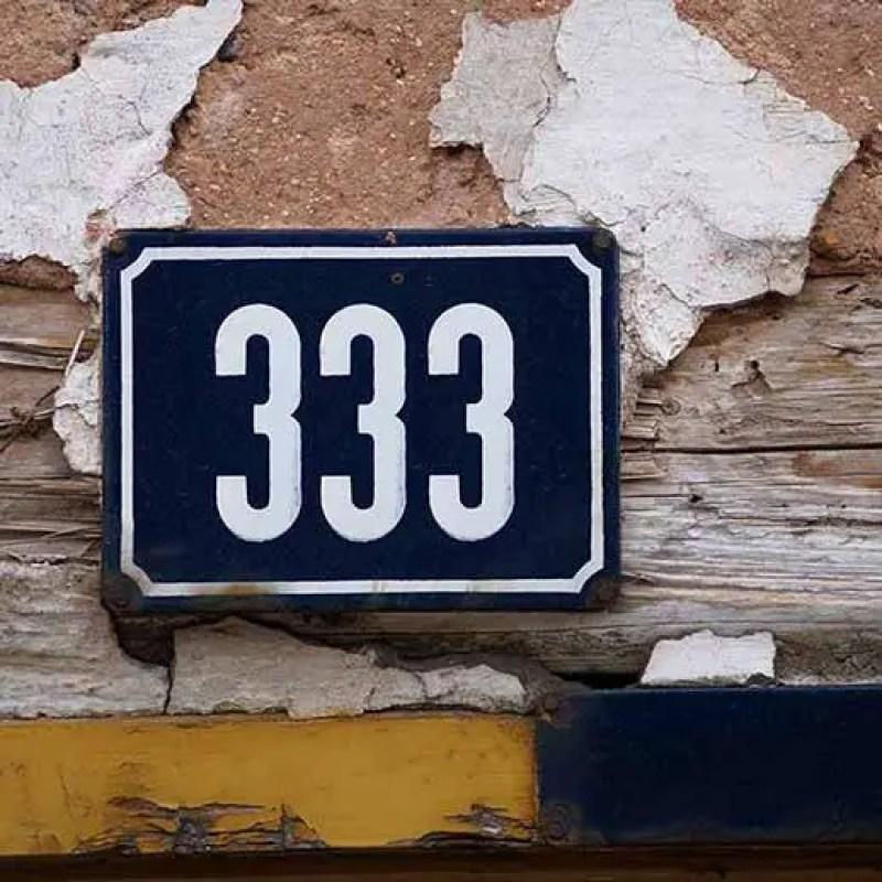 Terceiro significado de 333