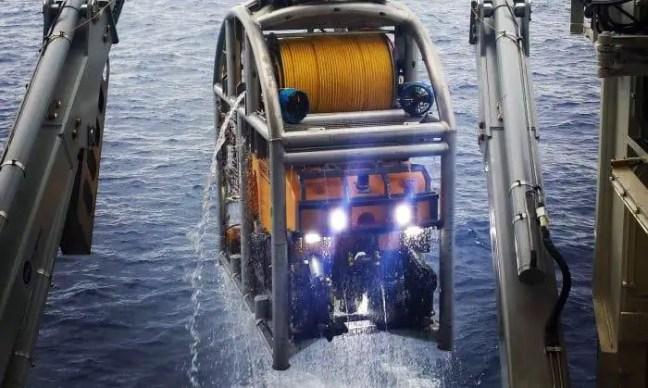 Veículos operados remotamente (ROVs)