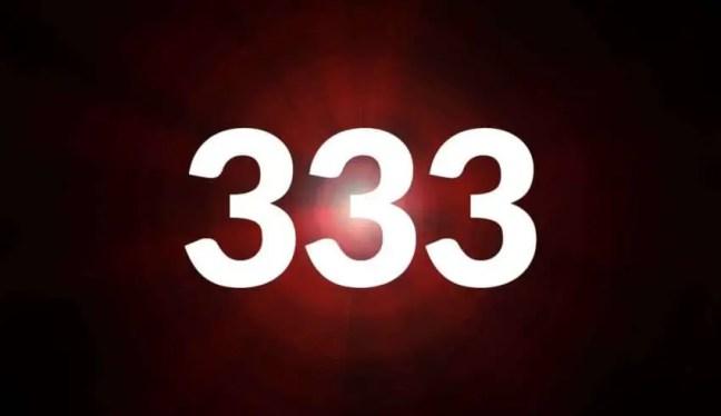 Segundo significado de 333