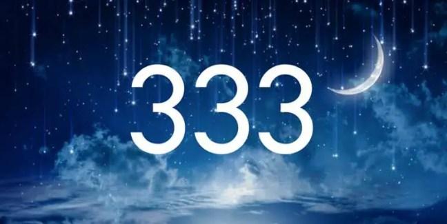 Primeiro significado de 333