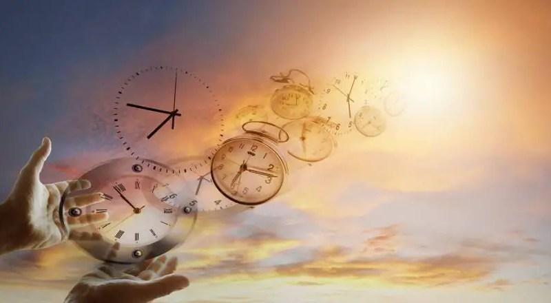O tempo está acelerando Um fenômeno que não deve ser ignorado