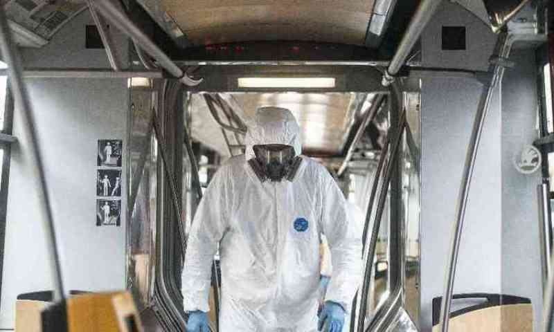 O Pandemia de Coronavírus é o Início da Terceira Guerra Mundial
