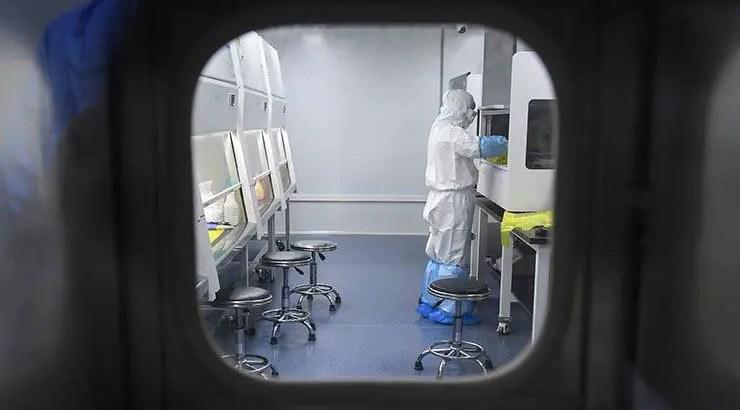 O 'Washington Post' mostra que o coronavírus emergiu de um laboratório em Wuhan