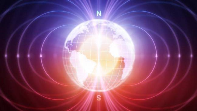 O norte magnético da Terra pode estar mudando devido a misteriosas massas subterrâneas