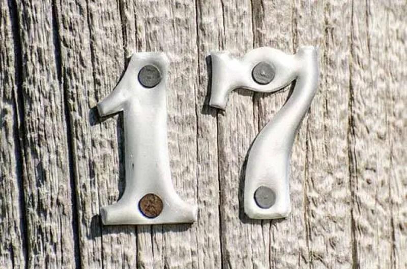 Qual o significado do número 17 na espiritualidade?