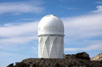 Telescópio Nicholas U. Mayall