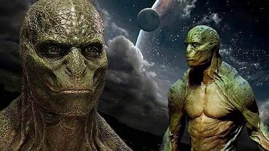 A teoria dos reptilianos