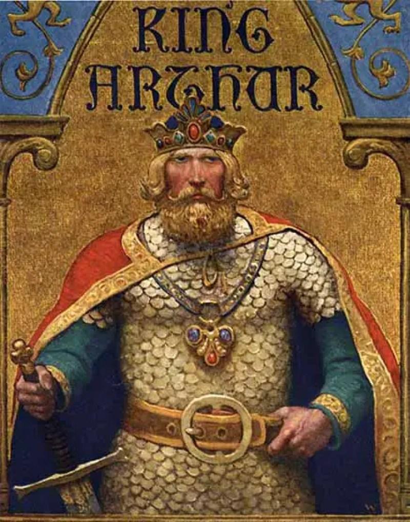 O Rei Arthur era um gigante