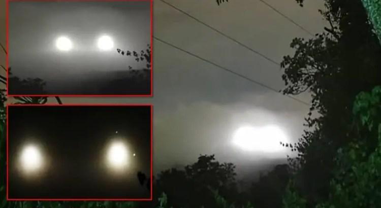 Um incrível pouso de OVNIs na zona rural de Naca Wil, Guatemala