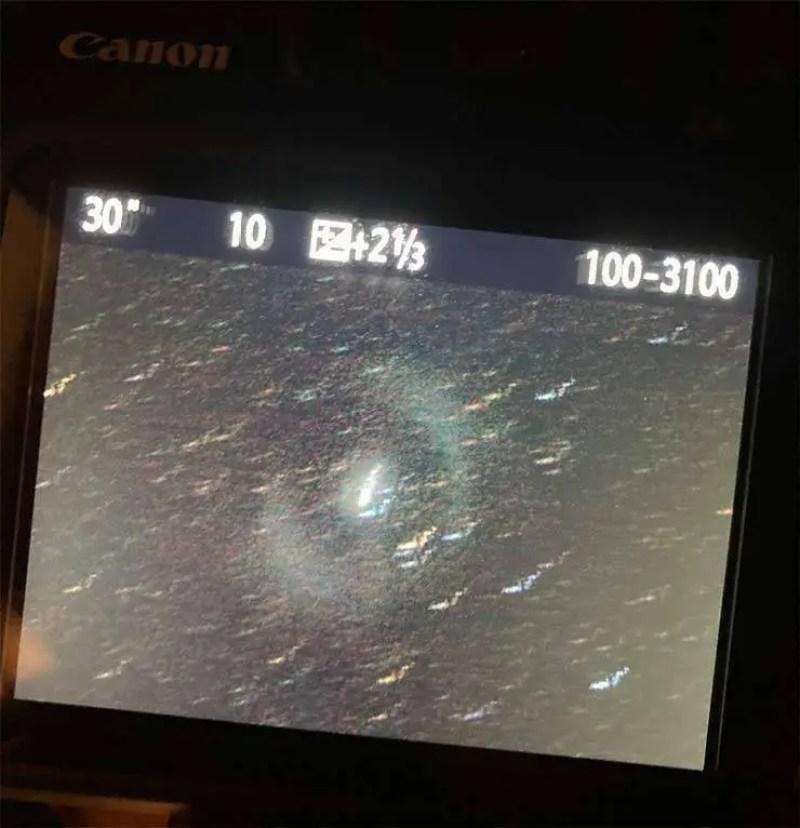 Astrônomos capturam a explosão de uma nave alienígena perto da Terra