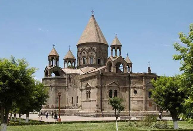 Catedral de Echmiadzin - Էջմիածնի_Մայր_Տաճար
