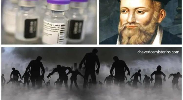 Nostradamus teria o francês previsto a pandemia do coronavírus