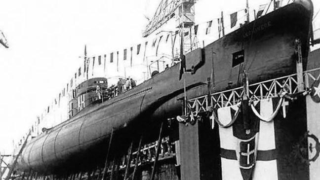 O misterioso submarino com o qual os nazistas viajaram no tempo.