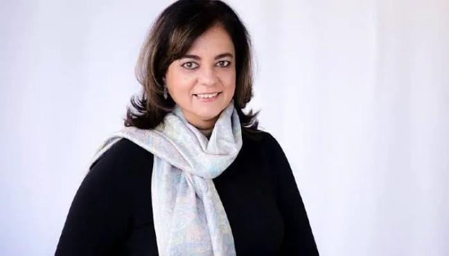 Anita Moorjani, uma mulher que venceu a morte e voltou para entregar uma mensagem.