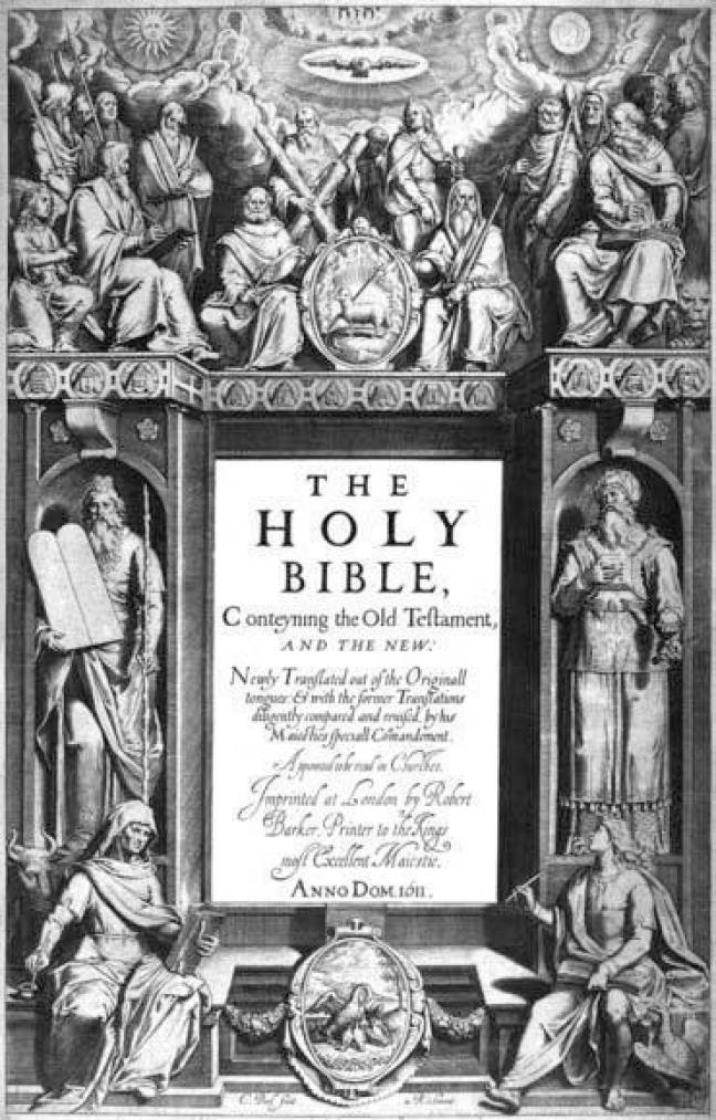 Bíblia do Rei Jaime