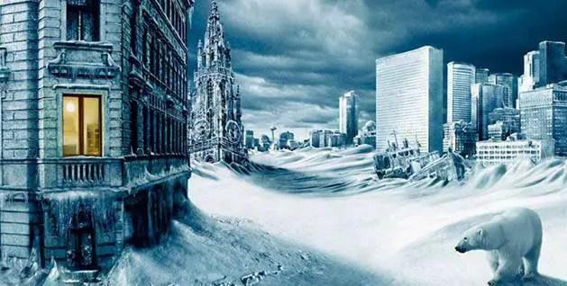 Cientistas alertam que a Mini Idade do Gelo começou