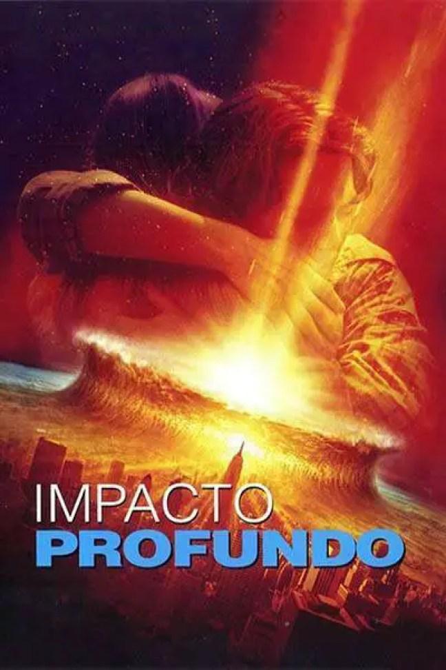 """Em """"Impacto Profundo"""" (Deep Impact), acompanhamos um grupo de pessoas que se tentam escapar de um cometa de 11 quilômetros, que vai colidir com a Terra."""