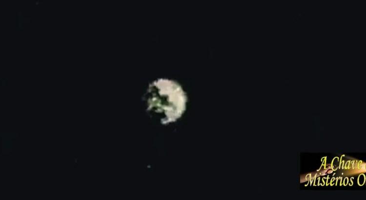 ISS monitora um misterioso objeto espacial próximo à Terra