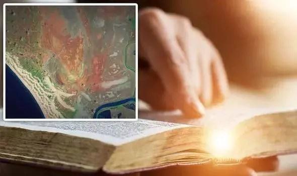 Uma cidade perdida da Bíblia foi considerada como tendo sido encontrada