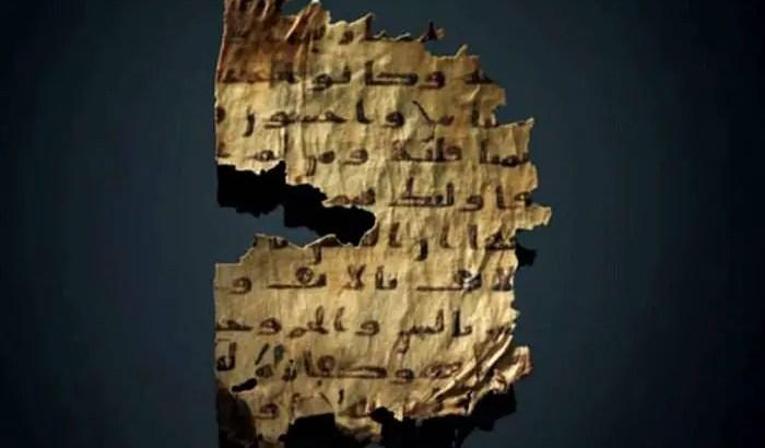 A ciência nunca viu tal manuscrito em pergaminho.