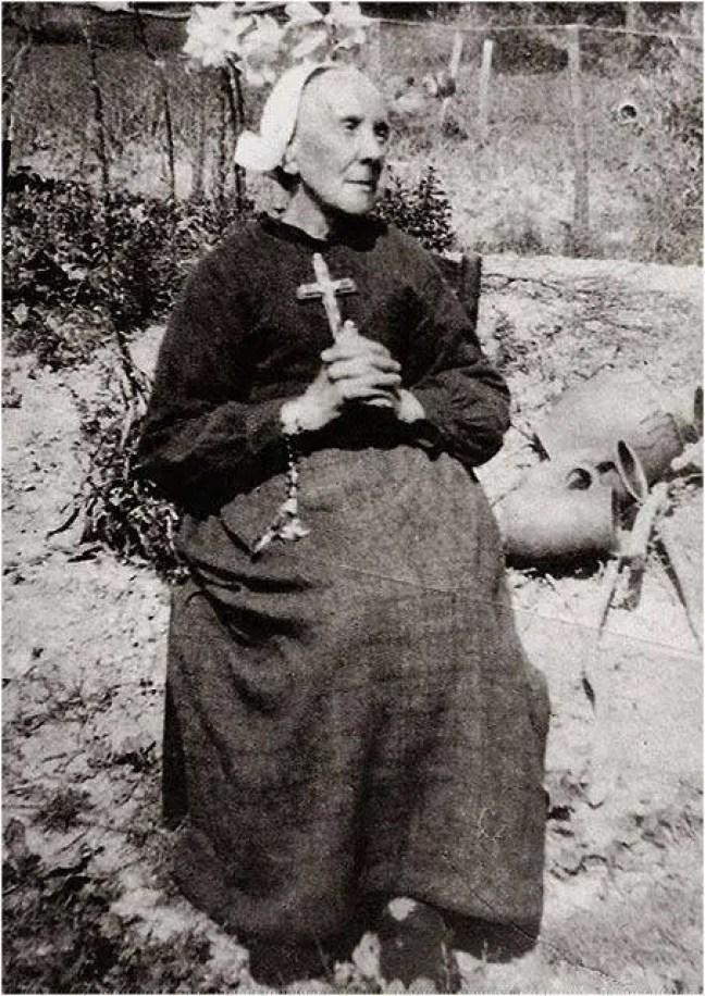 Marie Julie Jahenny.
