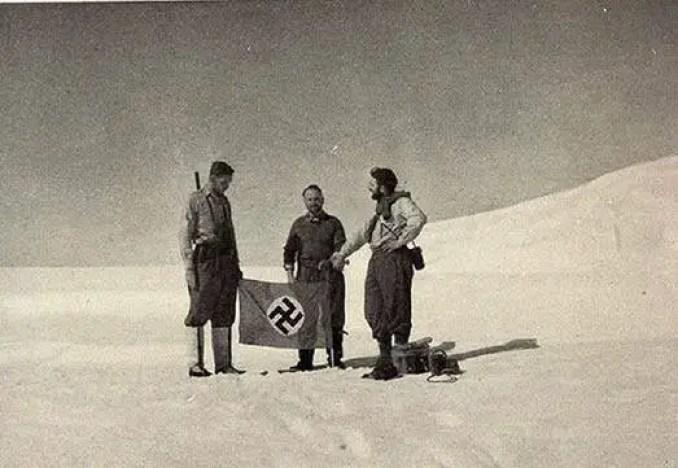 Bandeira da Alemanha nazista