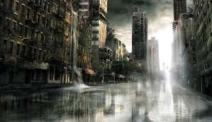 Uma profecia dos anos 90 diz que o mundo acabará quando as cidades começarem a fechar.