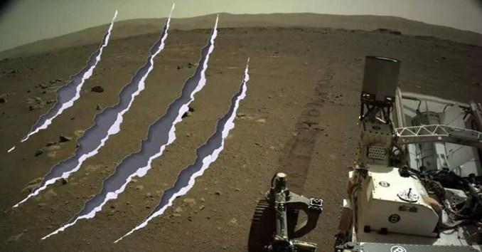 Os instrumentos científicos dos veículos exploradores transportam, são equipamentos de alta tecnologia, destinados a recolher diversas informações sobre o meio ambiente de Marte.