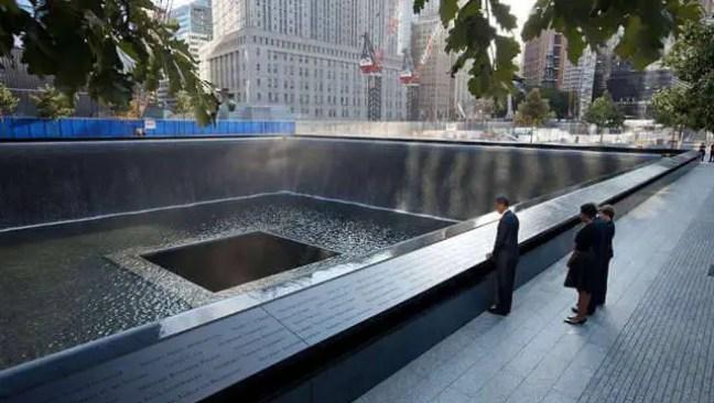 National September 11 Memorial & Museum (em português: Museu e Memorial Nacional do 11 de setembro) é um memorial e um museu no local onde ficavam as torres do World Trade Center em Nova Iorque, Estados Unidos, destruídas nos ataques de 11 de setembro de 2001.