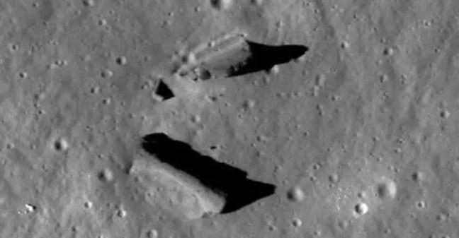 A nova característica geológica na Lua é suficiente para justificar uma investigação mais aprofundada.